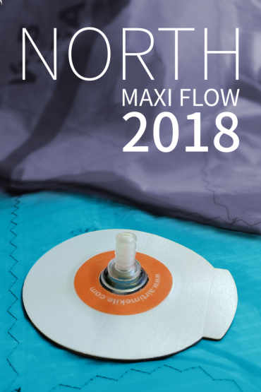 North straight connection valve (2018)