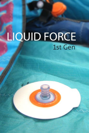 Liquid Force Max Flow connector valve