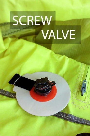 Screw valve