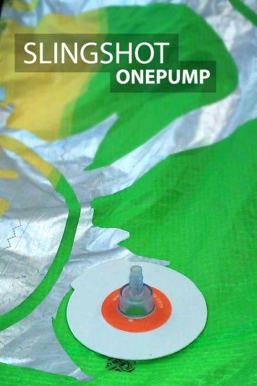 Slingshot onepump valve